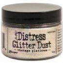 Tim Holtz® Distress - Glitter Dust - Vintage Platinum